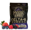 mystic Labs 300MG Delta 8 gummies 12 count pack