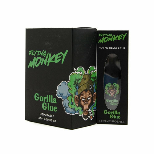 Flying Monkey Flying Monkey Delta 8 THC Disposable 400MG - .5G