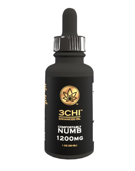 Comfortably Numb Delta 8 THC:CBN Tincture 1200MG