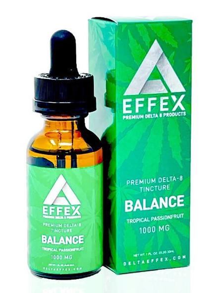Delta Effex Balance Premium Delta 8 Tincture Oil 30ml - (Hybrid)