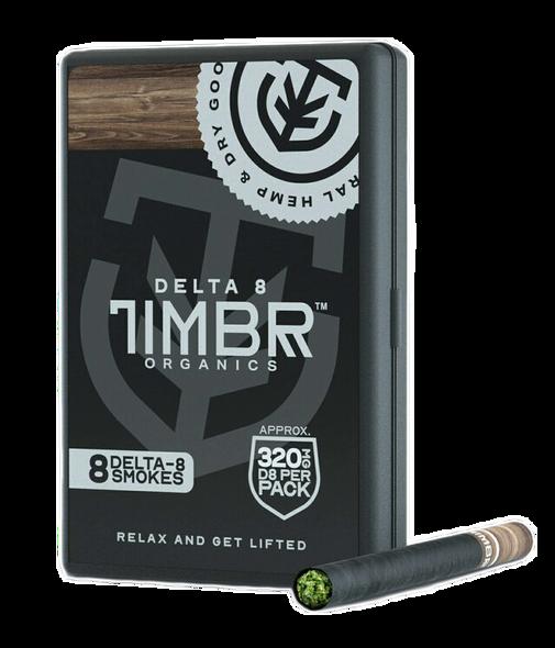 TIMBR Delta 8 THC smokes Cigarettes