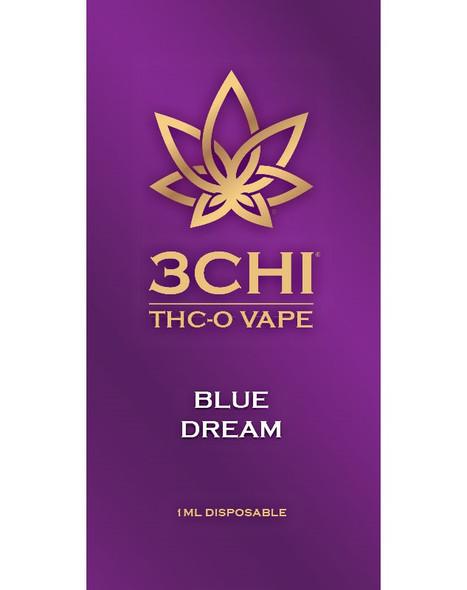 3CHI THCO Disposable Vape - blue dream