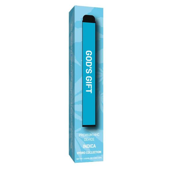 Delta Extrax God's Gift Premium HHC Disposable - 1 Gram