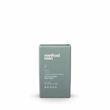 sea + surf exfoliating bar soap, 6 oz-3