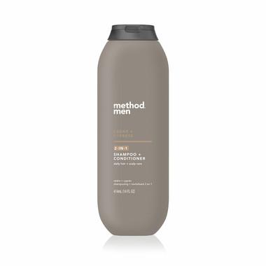 cedar + cypress 2-in-1 shampoo + conditioner, 14 fl oz-1