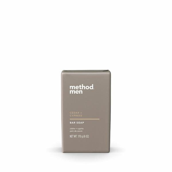 cedar + cypress bar soap, 6 oz-