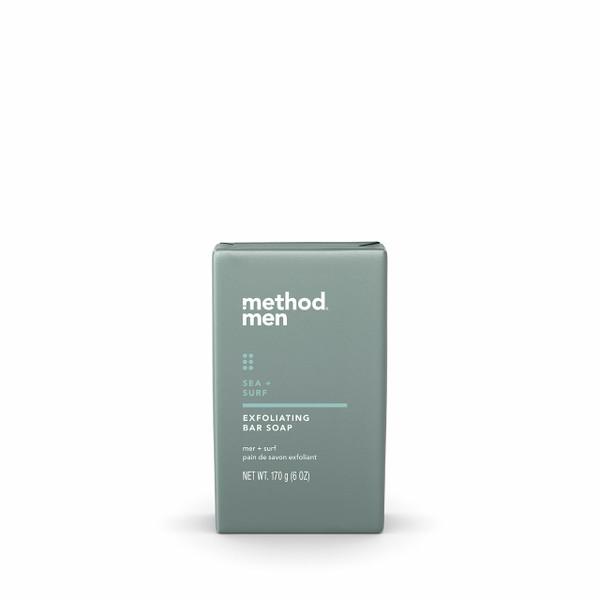 sea + surf exfoliating bar soap, 6 oz-