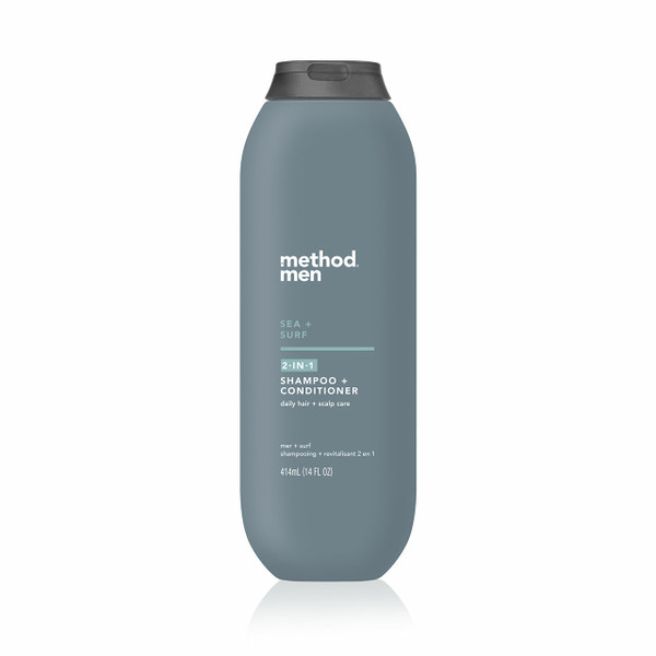 sea + surf 2-in-1 shampoo + conditioner, 14 fl oz-