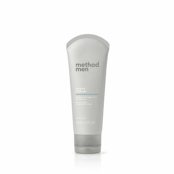 shave cream, 3.4 fl oz-