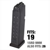 Glock 15-Round 9mm Magazine