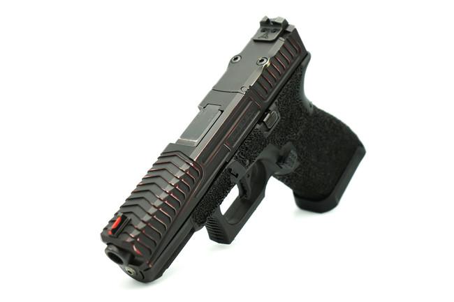 Red/Black Battleworn | G19/G3