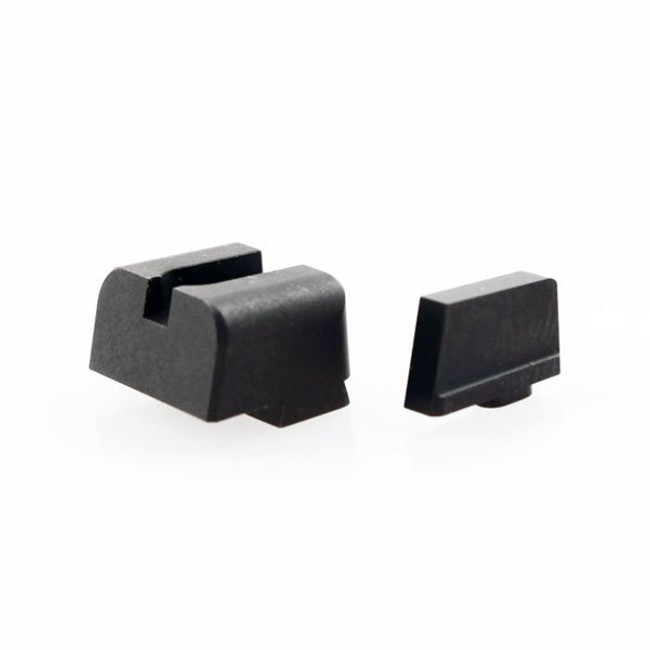 Suppressor Height Blackout Sights -ABA