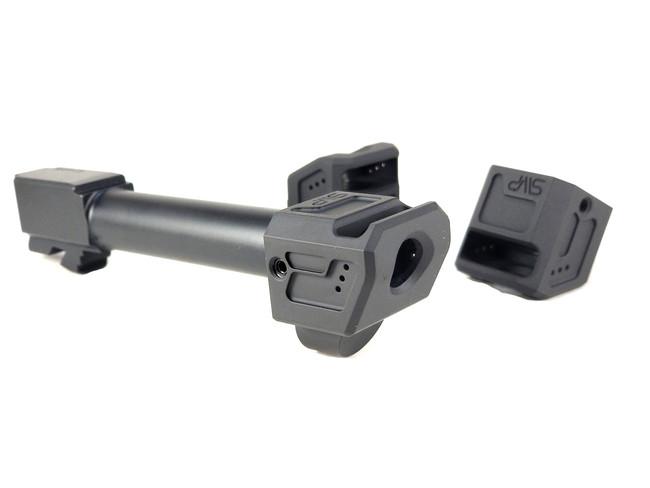SWP Slant Glock Compensator