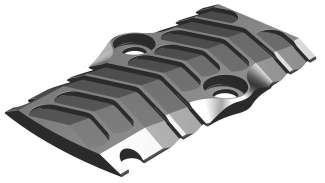 Serrated RMR Plate