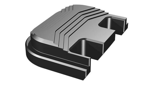 Glock Slide Backplate