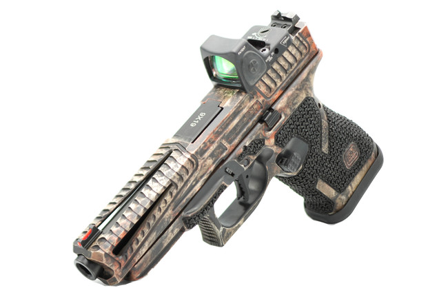 Rustic Bronze/RMR/GAG |  G19L/G3 [RMR Not Included]