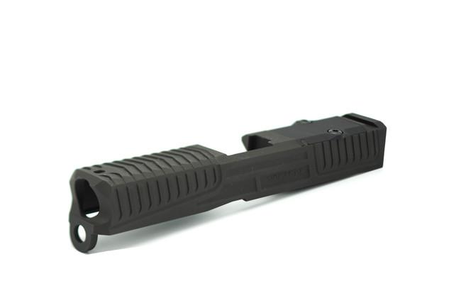 Overbite - G3/19/RMR -  Matte Black DLC