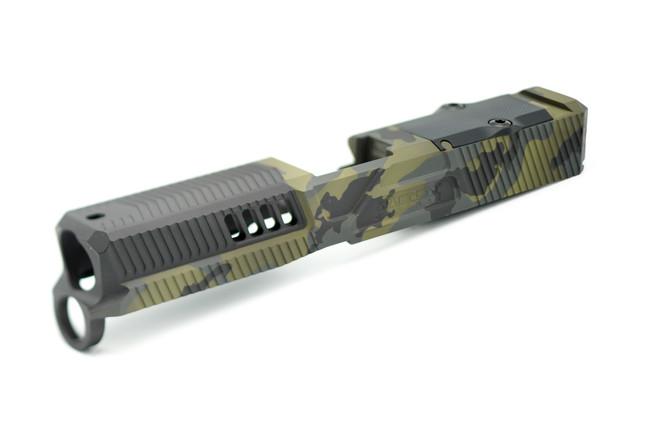 SLIDEbite - G5/19/RMR - Multicam Black/ Black 2-Tone