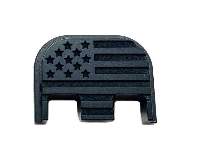 Glock Slide Backplate - USA Flag