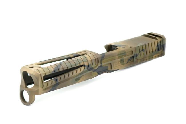 Overbite Blem - G5/G17/RMR - Tan Camo