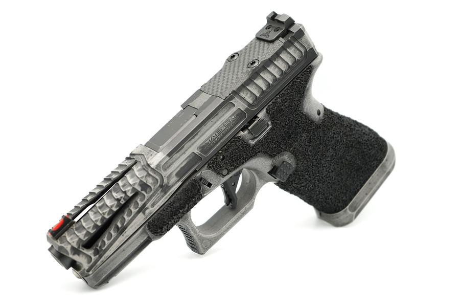 Black/Grey Battleworn | G19/G3