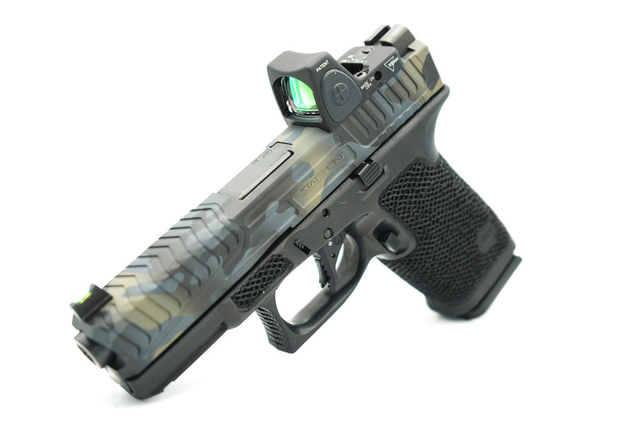 Black Multicam/BSS | G19/G3 [RMR Included]