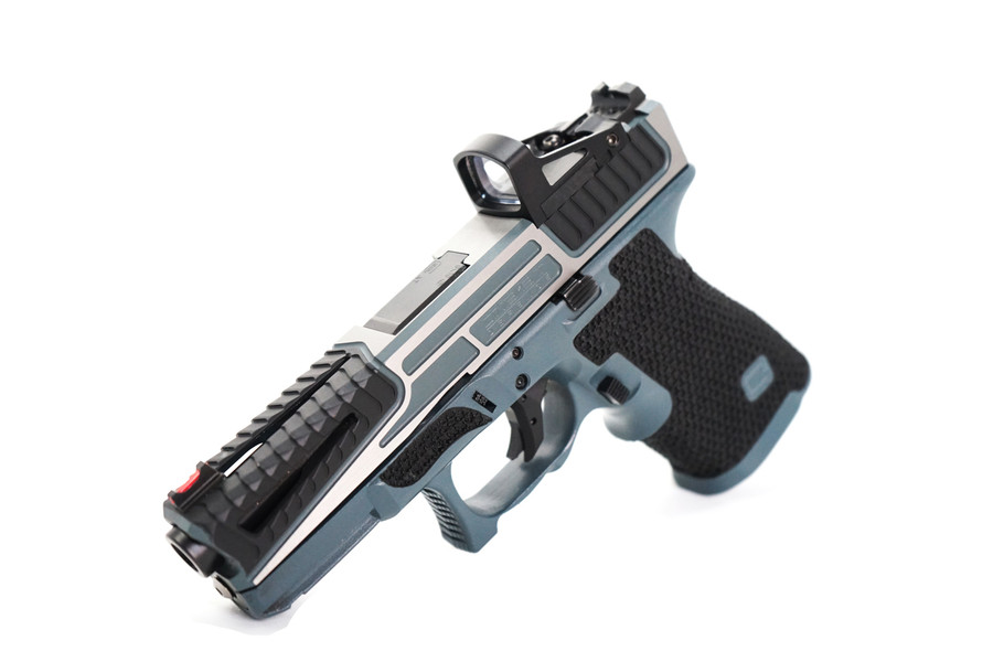 Black/Blue 2-Tone/BCT | G19/G3 [RMS Included]
