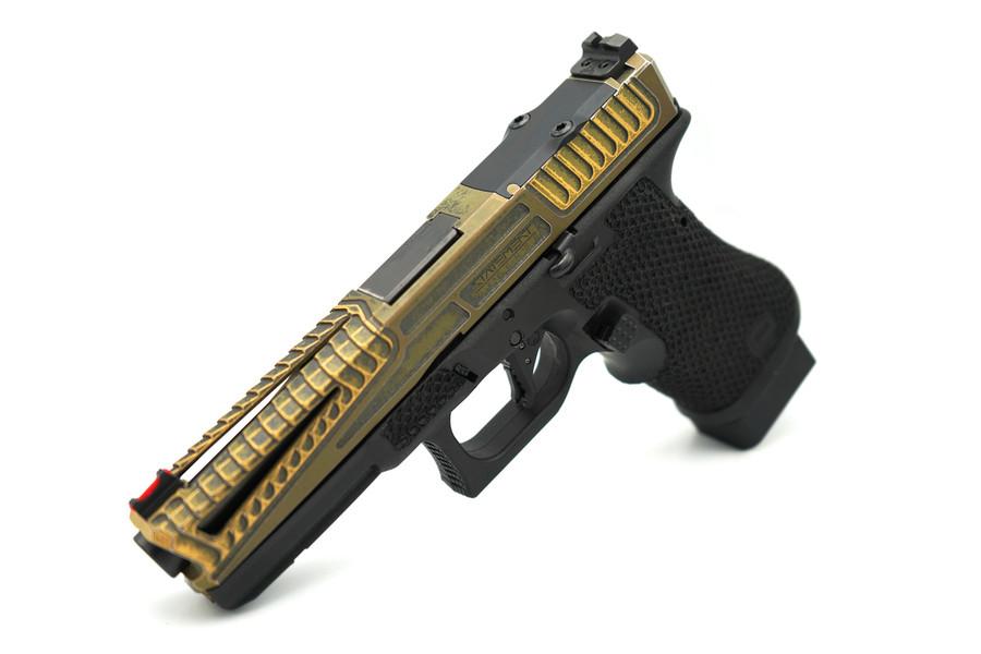 Gold/Green Battleworn/BCT   G17/G3