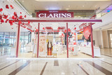 Clarins opens first kiosk-style store in Singapore