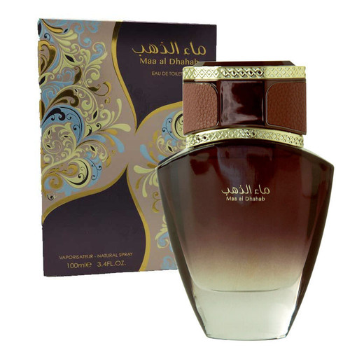 Areen Maa al Dhahab - 100ml EDT Spray