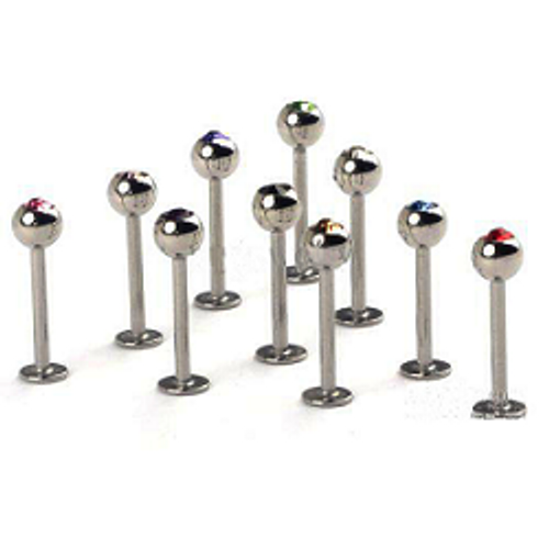 Surgical Body Jewellery Pin Studs