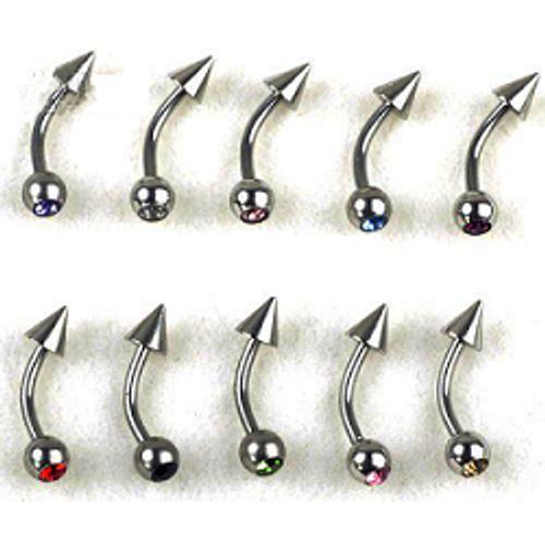 Surgical Body Jewellery Arrow Studs