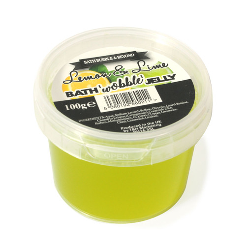 Lemon & Lime Bath Wobble Jelly