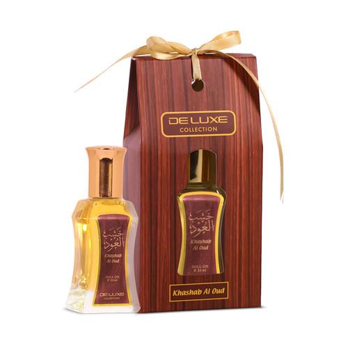 Hamidi Khashab Al Oud Roll On Perfume Oil - 24ml
