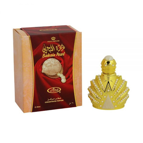 Al-Rehab Bahrain Pearl Concentrated Perfume Oil - 20ml