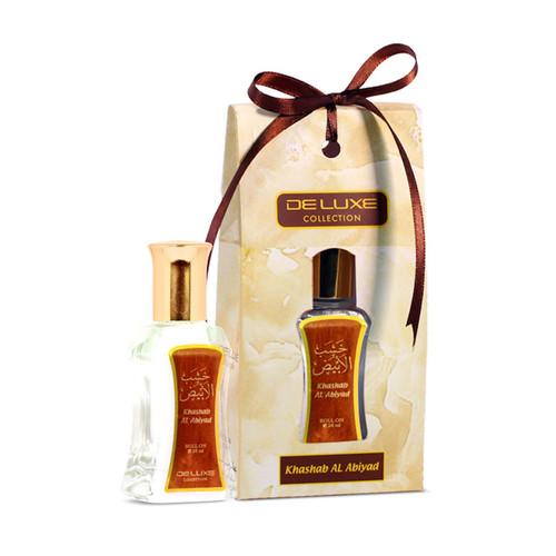 Hamidi Khashab Al Abiyad Roll On Perfume Oil - 24ml