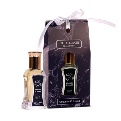 Hamidi Khashab Al Aswad Roll On Perfume Oil - 24ml