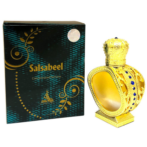 Hamidi Salsabeel Concentrated Perfume Oil - 25ml
