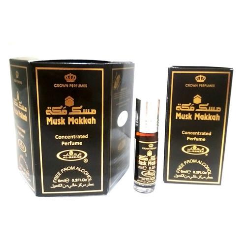 Al-Rehab Musk Makkah Roll On Perfume Oil - 6ml (With Retail Box)