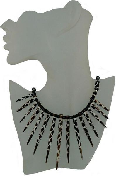 Amazing Design Bone Jewellery Necklace