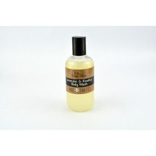 Lavender & Rosehip Body Wash / Shower Gel