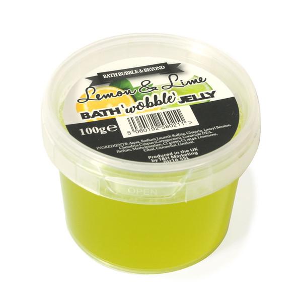 Lemon & Lime Bath Wobble Jelly