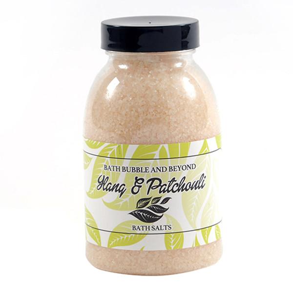 Ylang & Patchouli Bath Salts