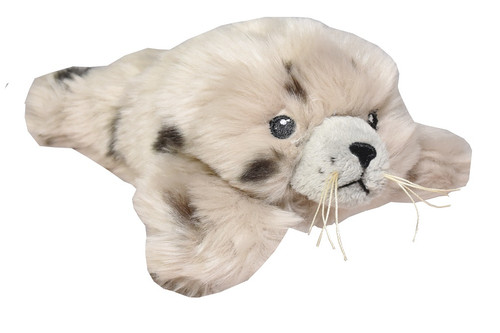 Harbour Seal Stuffy 8""