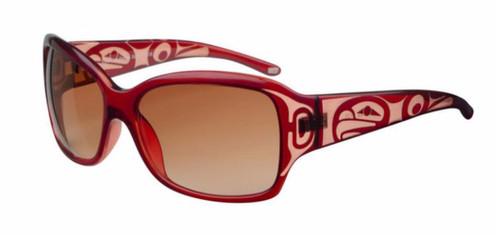 Yasmine Raven Sunglasses