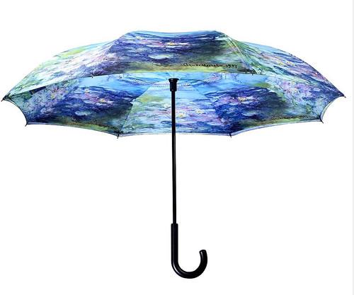 Monet's Water Lilies Umbrella