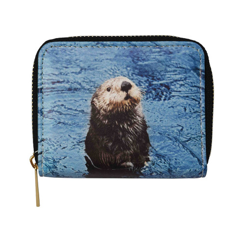 Sea Otter Tanu Wallet - Small