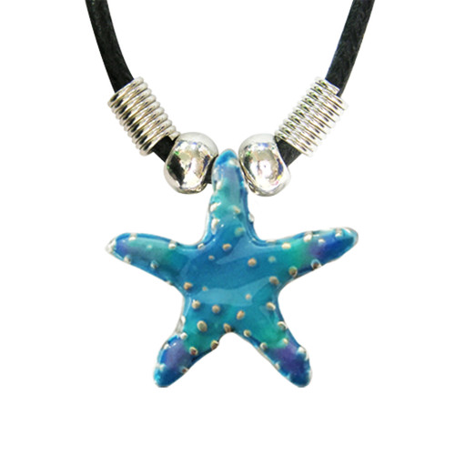 Mood necklace, Seastar