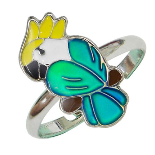Mood Ring, Cockatoo