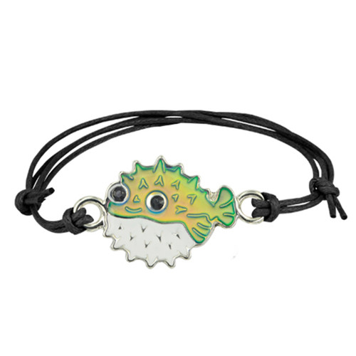 Mood Bracelet, Pufferfish